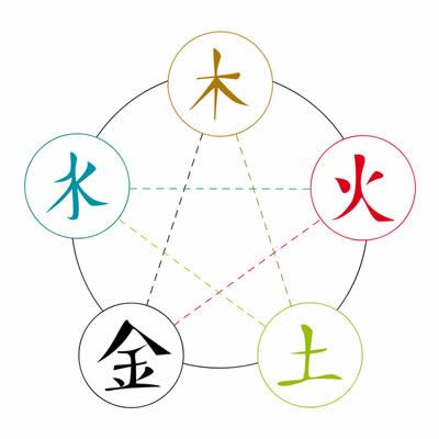 5 movimenti M.T.C. MTC Medicina tradizionale cinese