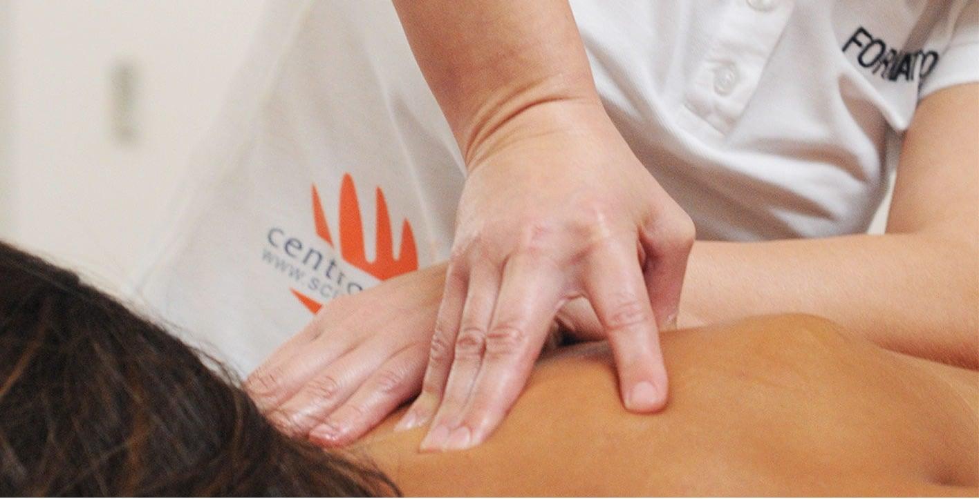 corso massaggio connettivo riflessogeno adhara