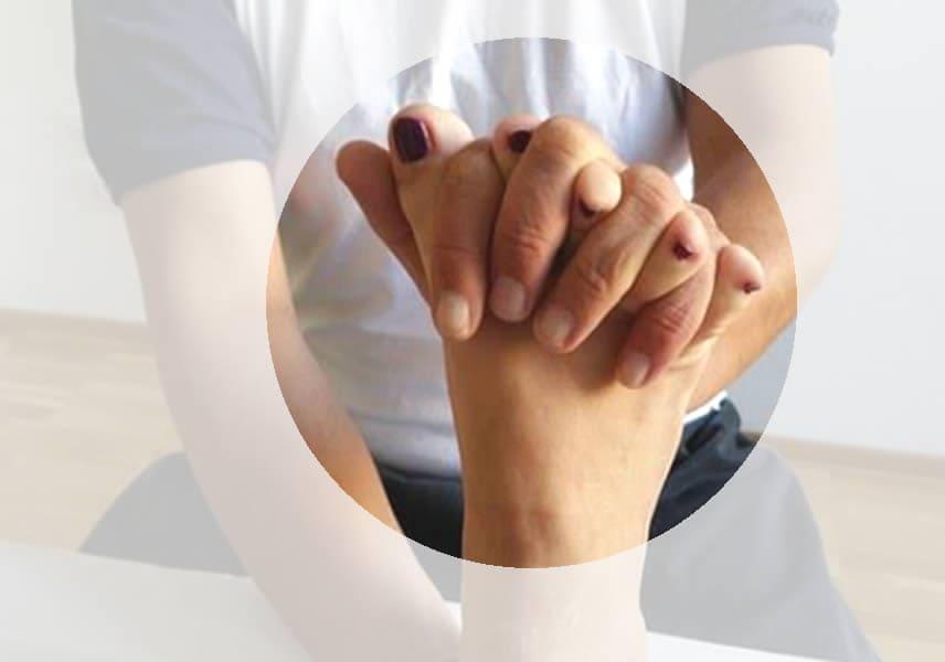 massaggio plantare riflessologia TOP