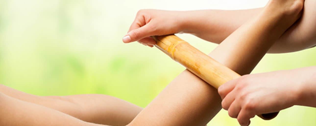 Corsi Holistic Bamboo Massage Massaggio con Bambù