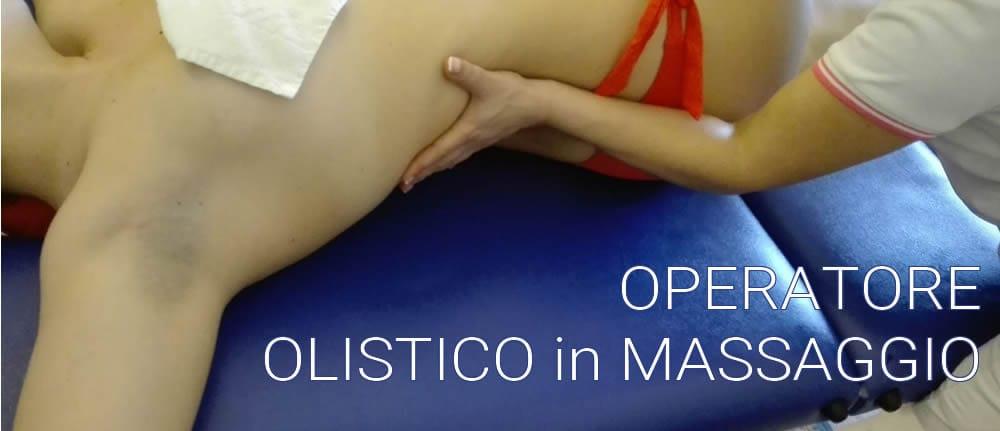 Corsi Percorsi Formativi Operatore Olistico Massaggio Diploma Nazionale CSEN riconosciuto