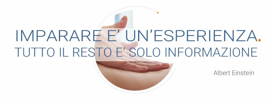 Imparare a Massaggiare Esperienza Pratica