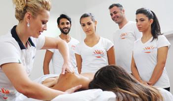 cambio lavoro corso massaggi base