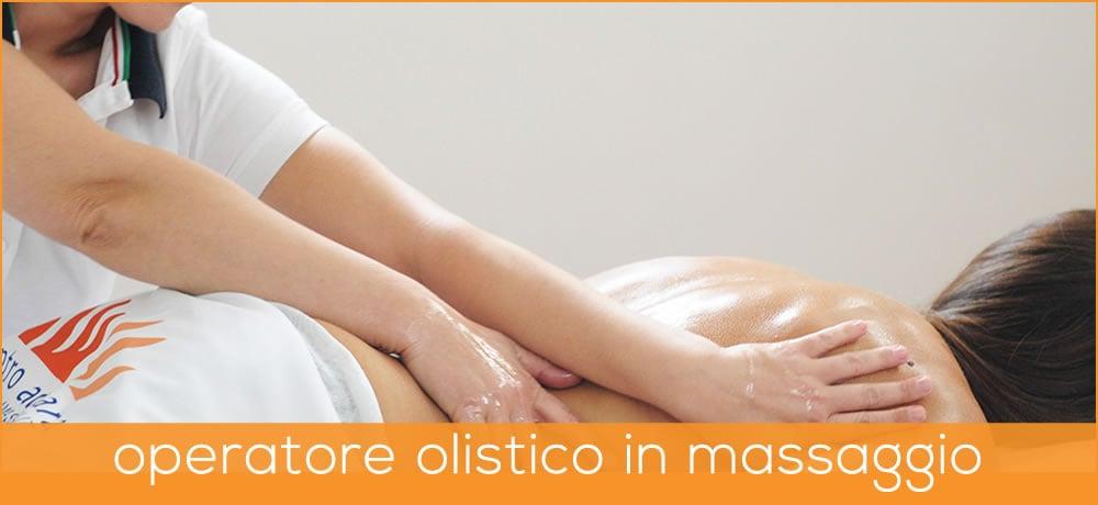 corso massaggiatore olistico diploma riconosciuto scuola massaggi adhara