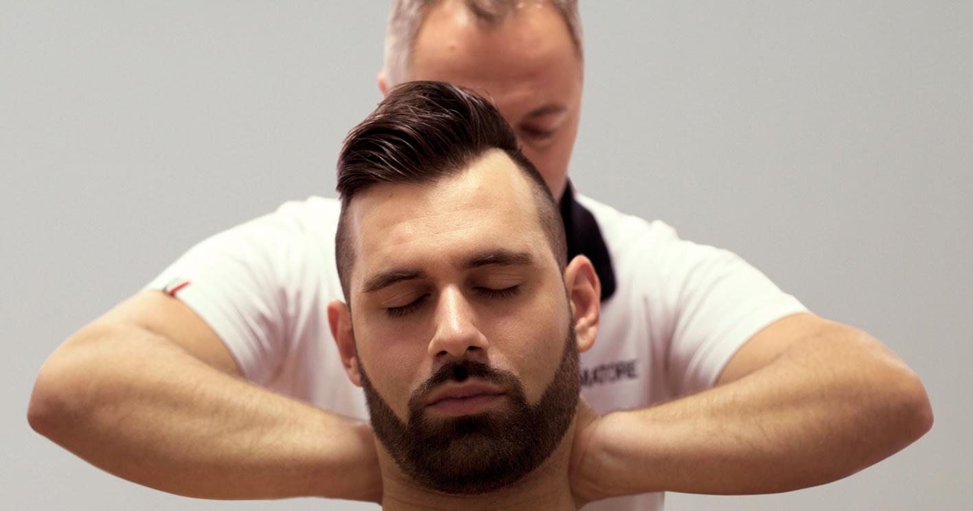 Massaggiatore sportivo CSEN - Scuola massaggi Adhara