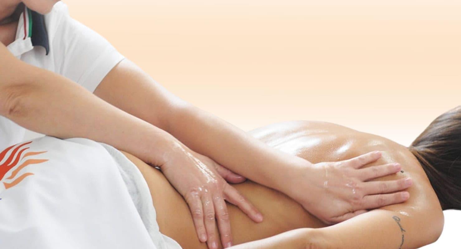 corso massaggio olistico riconosciuto